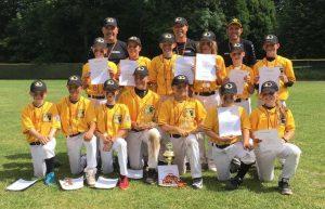 BWBSV Baseball Schüler Auswahl