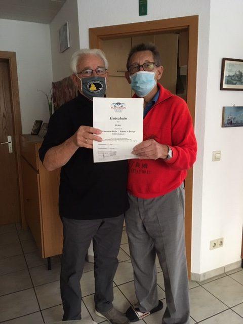 Jan van den Berg wird 85